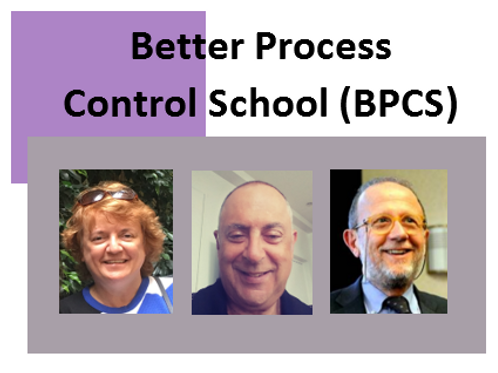 Better Process Control School (BPCS)