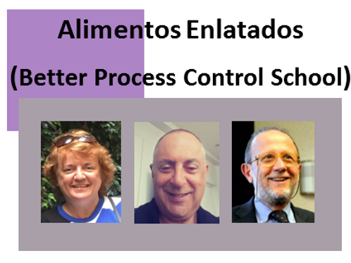 Alimentos Enlatados  (Better Process Control School)