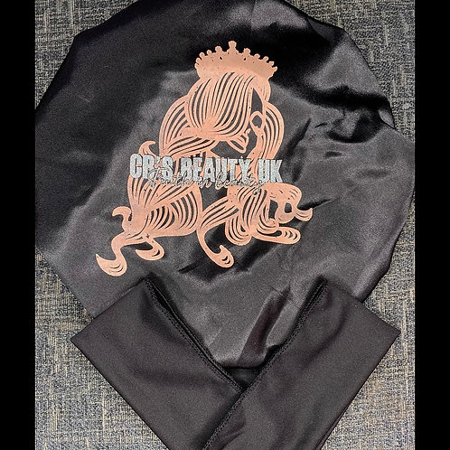 'Black Beauty' Adjustable Bonnets