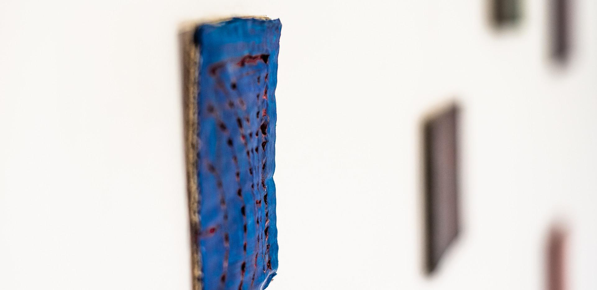 Carton, peinture, encres Cardboard