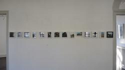 "Frise, exposition ""Traces"" 2017"