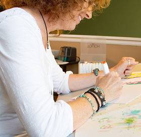 Orlando Artist and Calligrapher Lynda Chandler