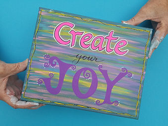 Create Your Joy Workshop