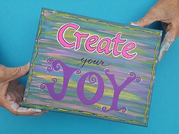 Create Your Joy Workshop