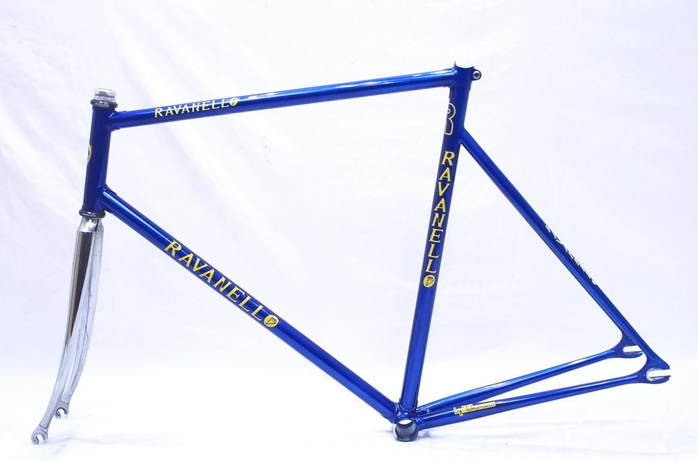Ravanello Hand Made Bicycle Frame by Takamura Seiichi