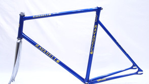 Ravanello Track Frame: Japanese Bike of the Week December 2020