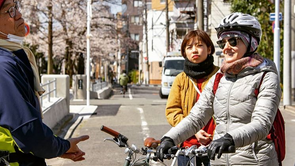 Tokyo Backstreet Bike Tours