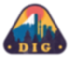 DIG Tokyo Tours Company Logo