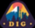 DIG Tokyo Tours: Tokyo Bike Tour Company Logo