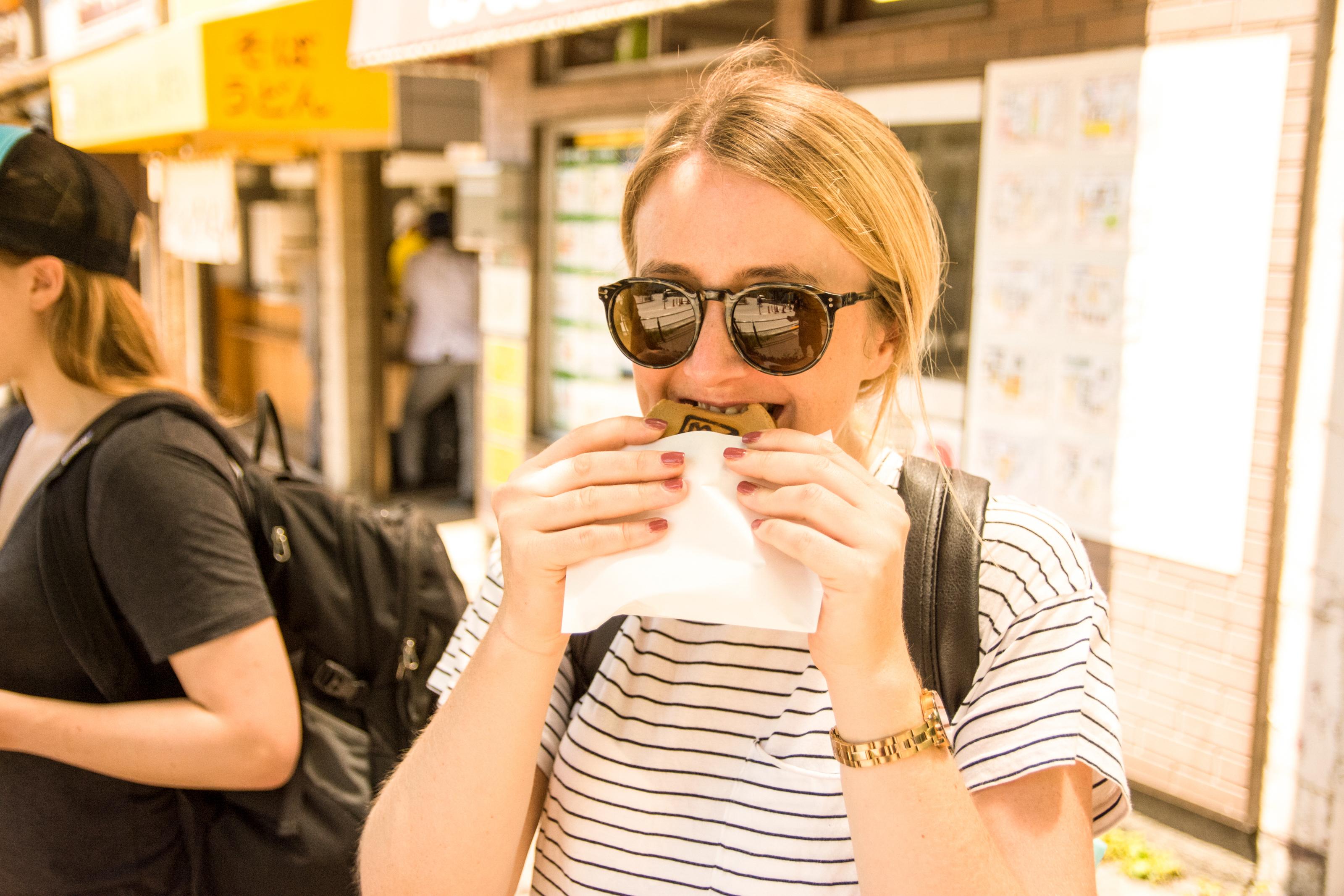 Nakano Street Food Tour