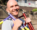 Tokyo Bike Tour Guide: Andy the owner of DIG Tokyo Tours