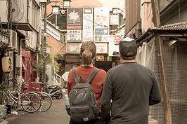 Best street food tours in Tokyo: DIG Tokyo Tours