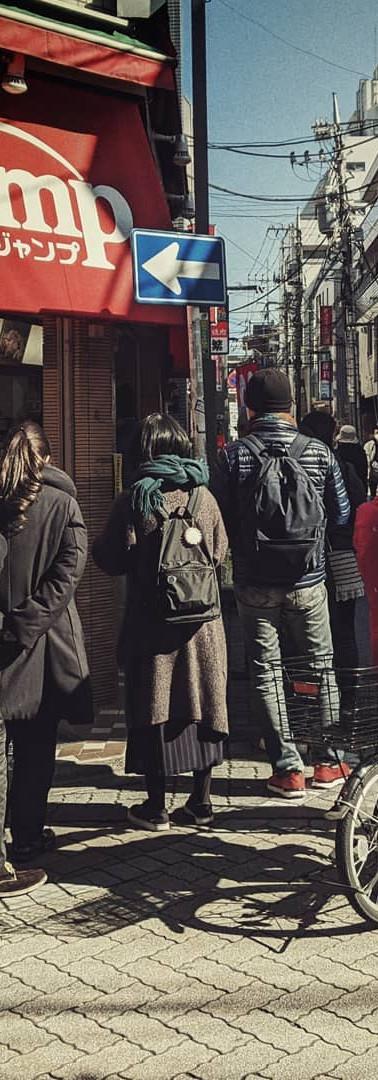 'Discount Tuesdays' in Koenji