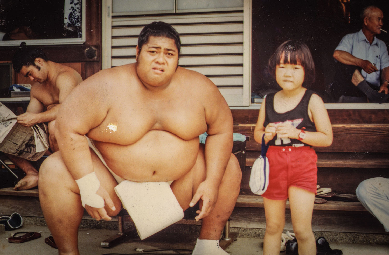 Sumo, Yokozuna. Tokyo Family Tours.