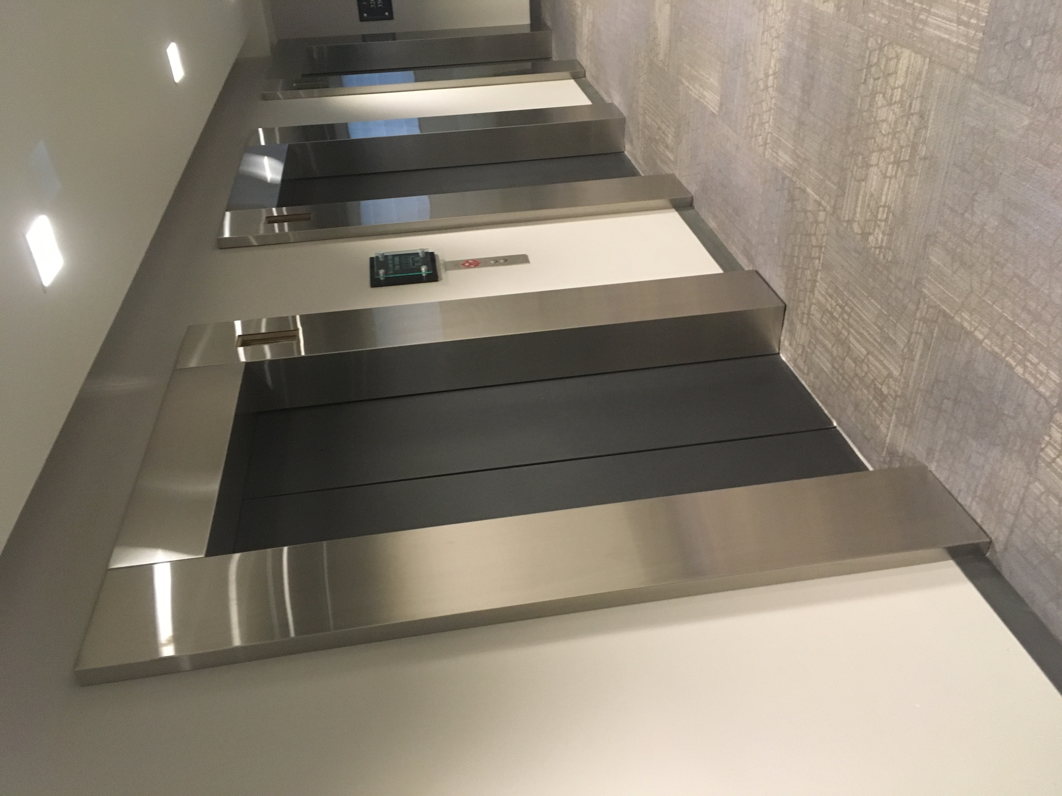 Stainless Steel Elevator Jambs 2