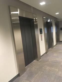 Stainless Steel Elevator Jambs 2