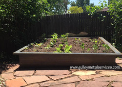 Corten Steel Planter Box