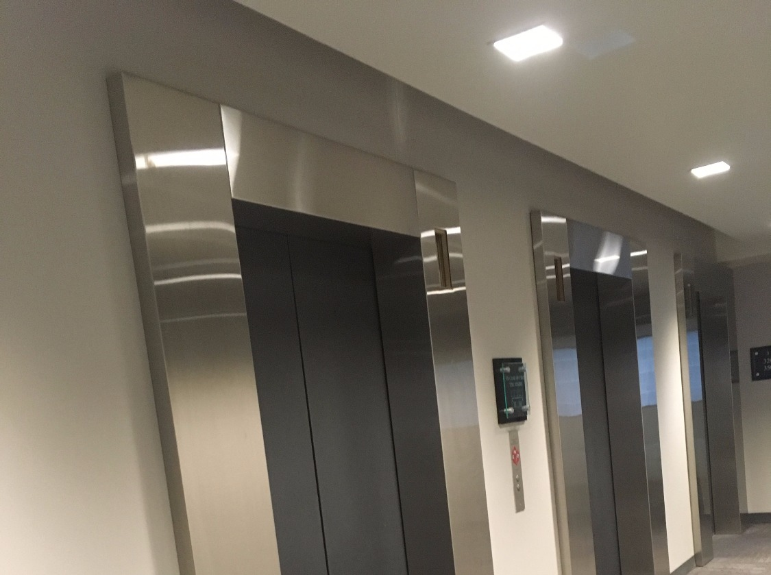 Stainless Steel Elevator Jambs