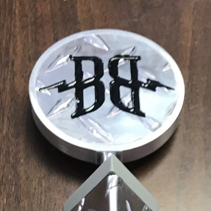 Engraved Beer Tap Handle