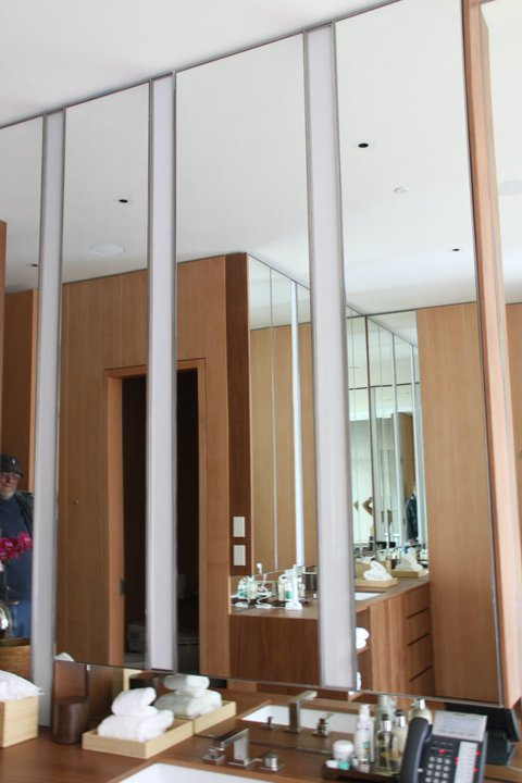 Stainless Steel Mirror Frames