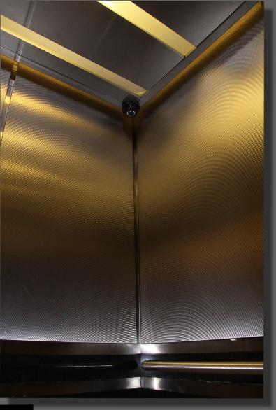 Stainless Steel Elevator Panels