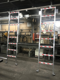 Custom Aluminum Ladders