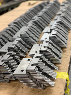 Steel Crate Brackets