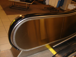 Stainless Steel Escalator Trim