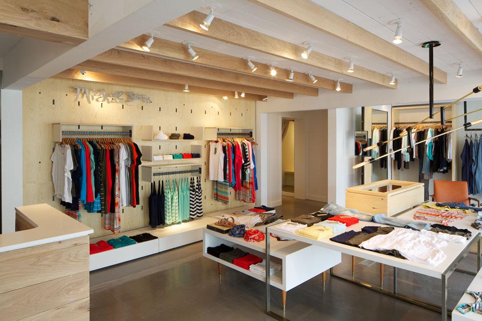 Stainless Steel Retail Displays