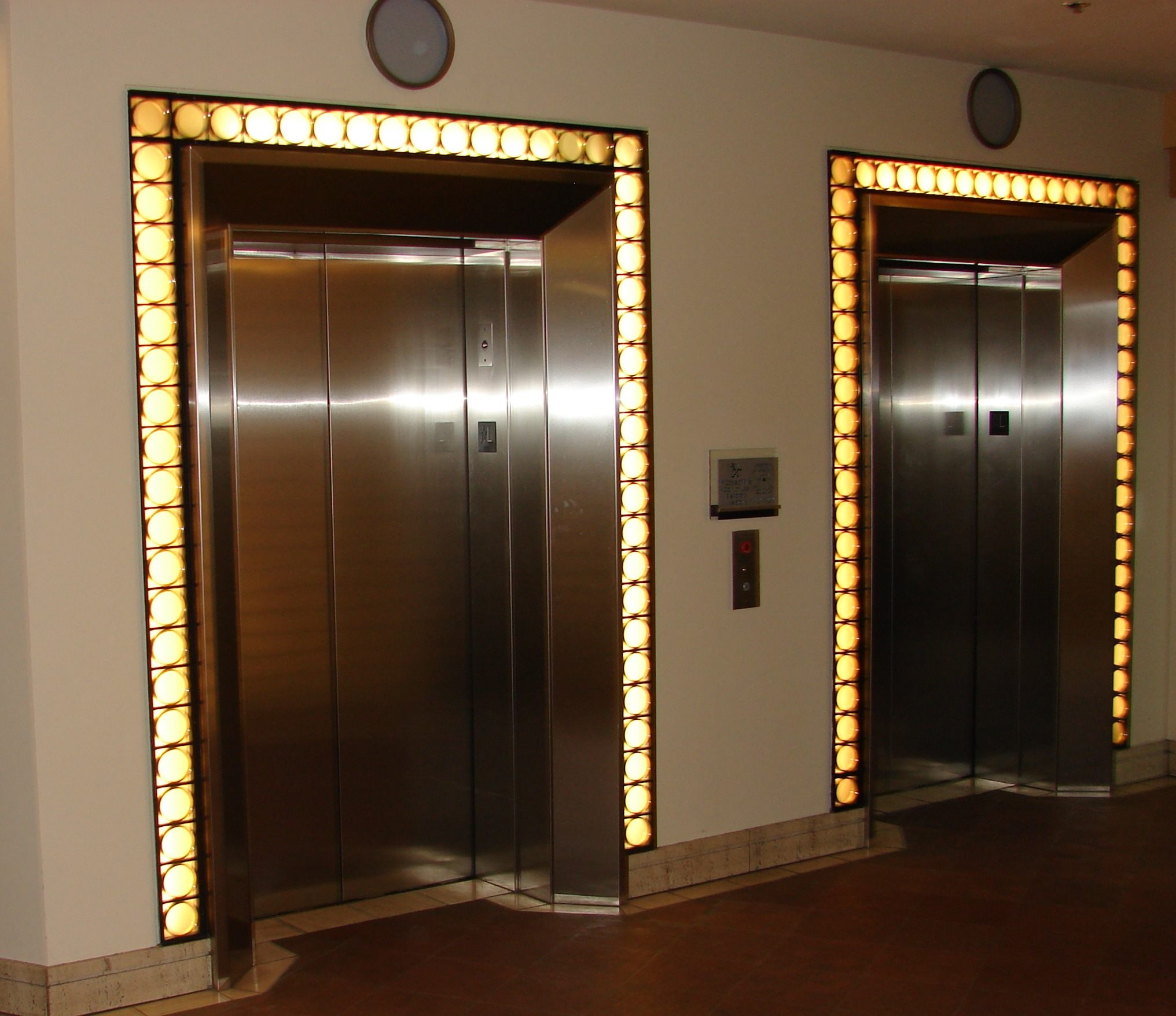 Stainless Steel Elevator Jambs