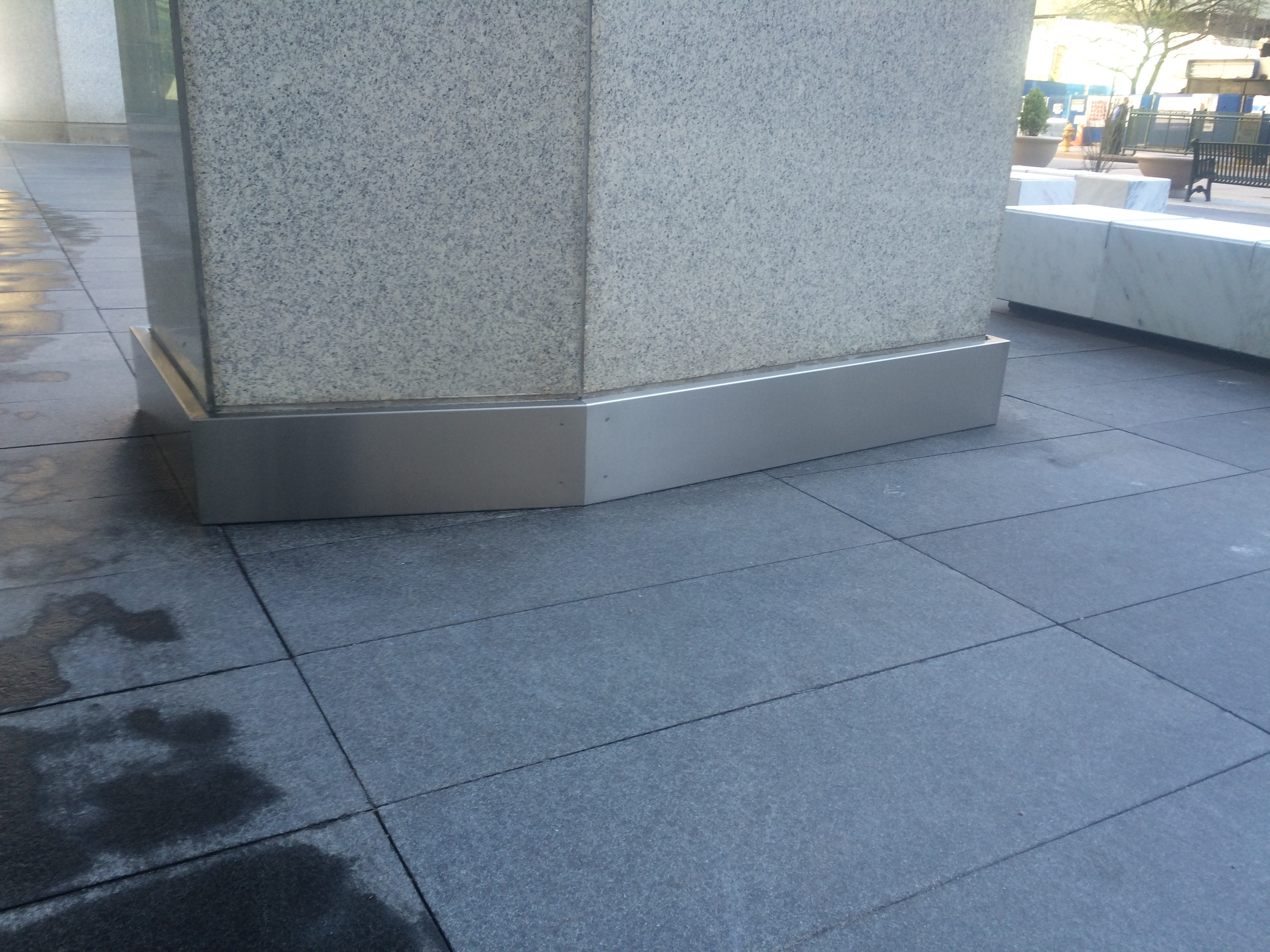 Stainless Steel Base Trim