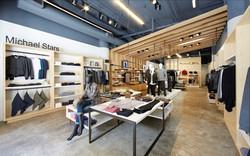 Steel Retail Display