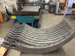 Steel Grapple Hooks