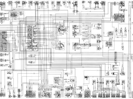 Kapcsolási rajzok (benzin, diesel) - SGabo