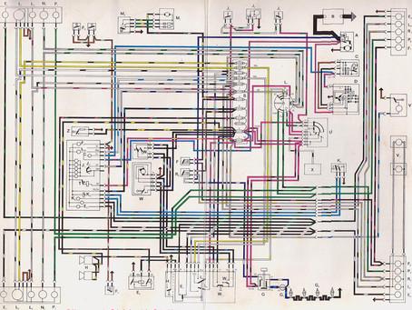 W115 elektromos kapcsolási rajz - SGabo