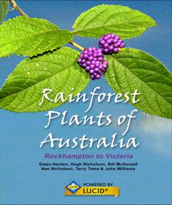 Identification of Rainforest Plants Workshop - Tue 5th June 2018