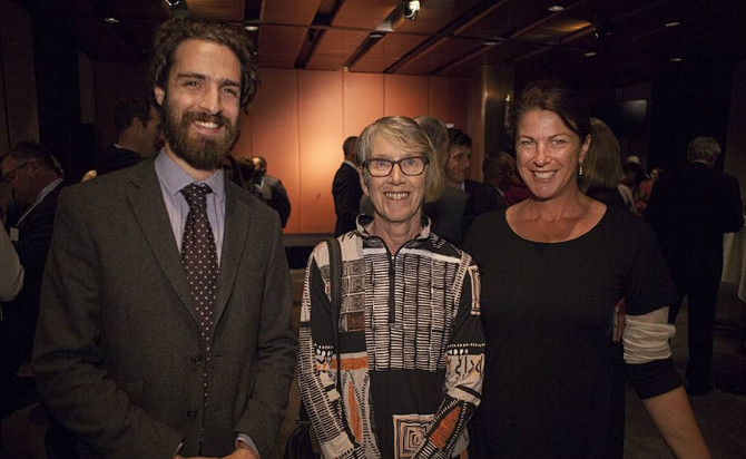 Nambucca Valley Landcare welcomed at NSW Parliament House