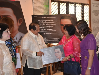Project Saysay Launches Delgado Portrait, Poster Design