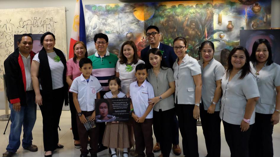 Araneta Foundation joins Project Saysay benefactors