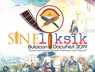 Bulacan Capitol partners with Project Saysay in a docufest