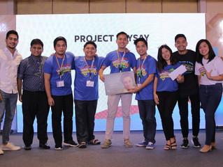 ProjectSaysay Wins in 2018 Digital Youth Summit