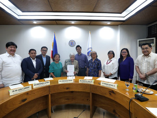 DepEd, Project Saysay sign agreement