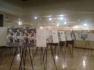 Colorized War Photos Now at Camp Aguinaldo