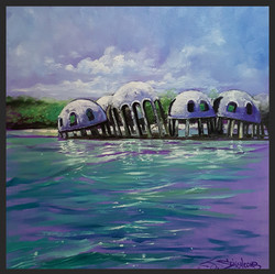 """The Bubble House"""
