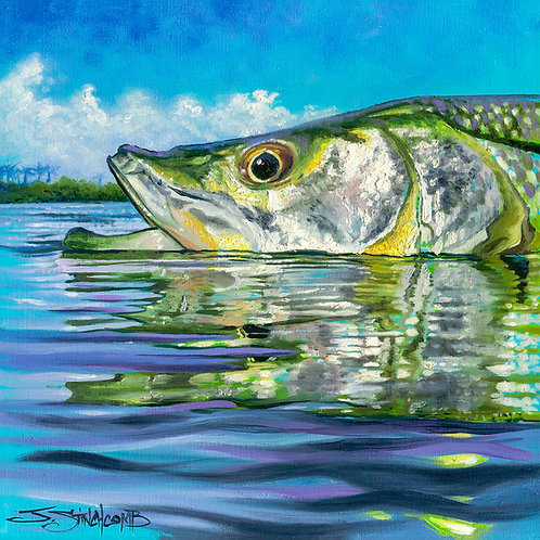 """AFTERNOON SNOOK"""