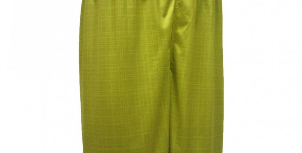 Green Grid Sublimated Shorts