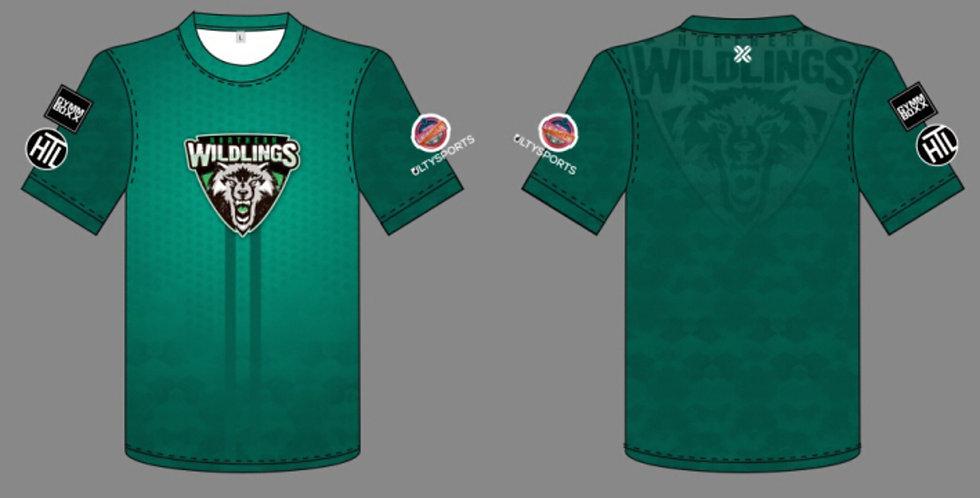 Elite League Jersey (Northern Wildings - Green)