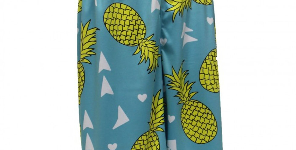 Pina Colada Sublimated Shorts