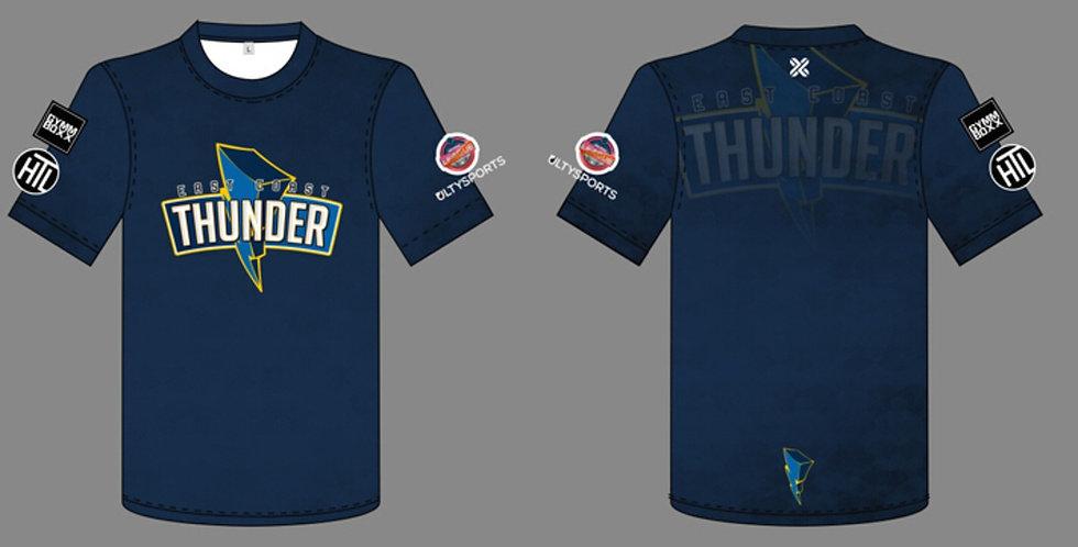 Elite League Jersey (East Coast Thunder - Blue)