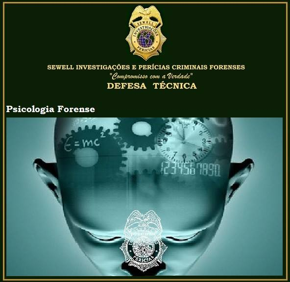 Psicologia Forense Sewell SC